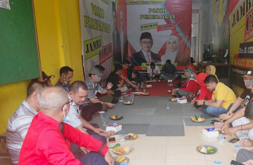 Ahmad Jahfar Ketuai Koalisi Jambi Cerah Tanjabbar, Hamdani Pimpin Tanjabbar Mulia
