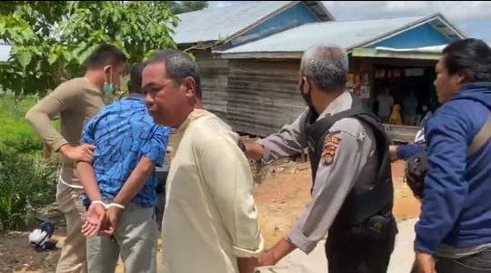 Polisi Masih Buru Pelaku Perampokan Sadis di Sungaigebar, Lima Pelaku Sudah Dibekuk