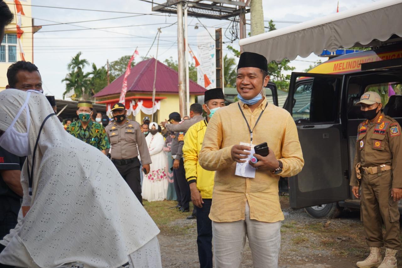 Belum Menjadi Peserta Pilkada Tanjabbar 2020, Ahmad Jahfar Sampaikan Permintan Maaf