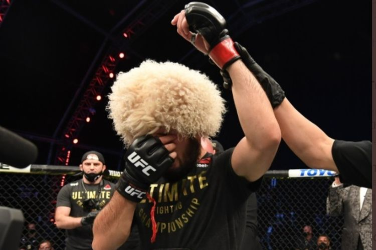 UFC Ikhlas Kehilangan Khabib Numagomedov