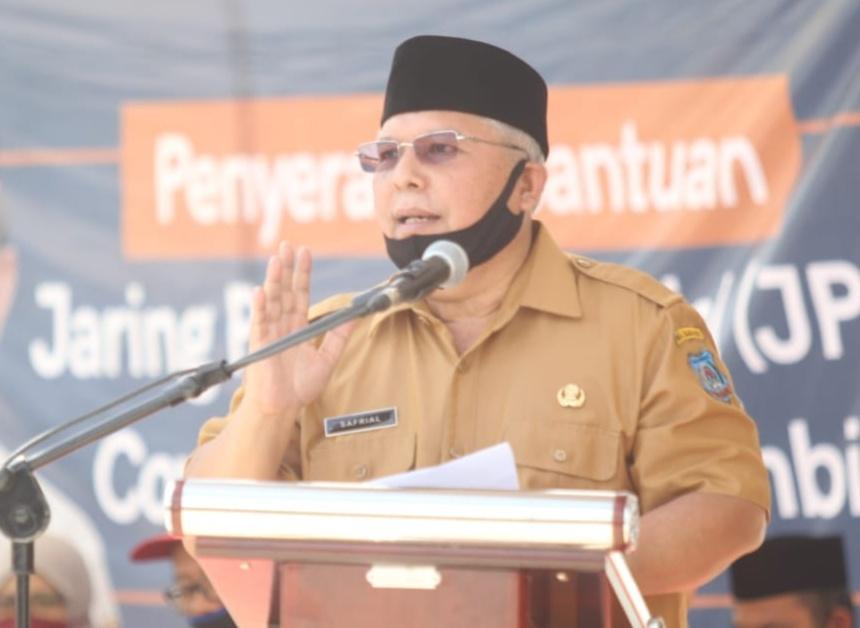 Bupati Tanjabbar Sepakat Dengan Anggota DPRD Soal PT DAS Telah Menyalahi Aturan