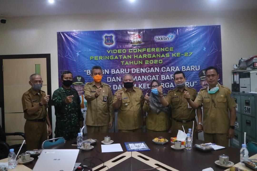 Peringatan Harganas Ke-27, Pemkab Tanjabbar Akan Gelar Pelayanan KB Gratis di 13 Kecamatan