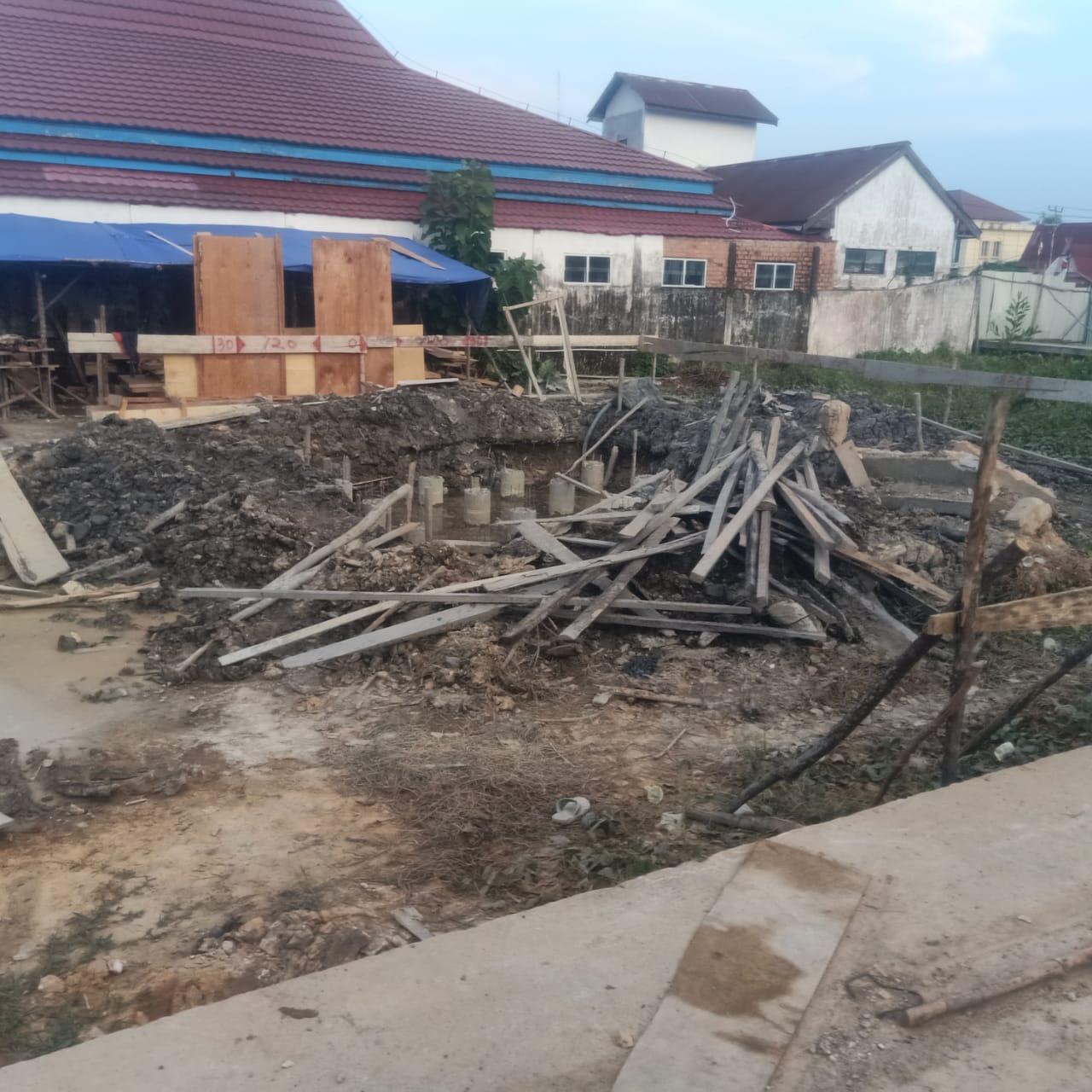 Lokasi dan Pembangunan Tugu Perjuangan Disoal, Dinas Perkim: Kan Yang Bahas DPRD